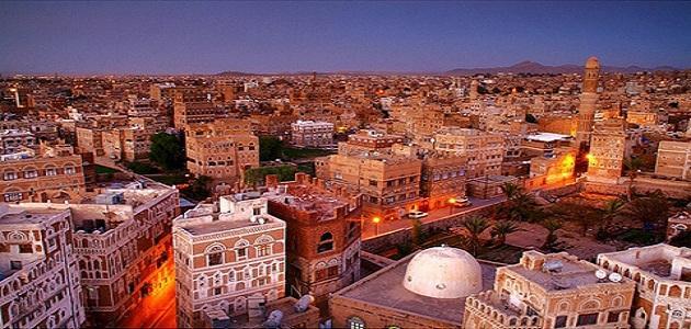أين تقع صنعاء