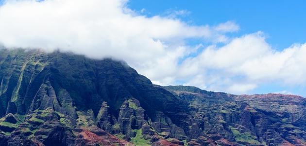 أين تقع جزر الهاواي