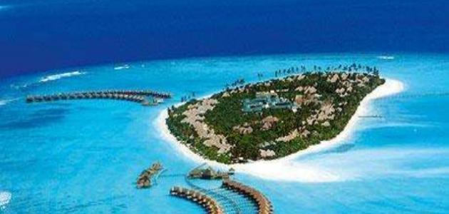 أين تقع مالديف