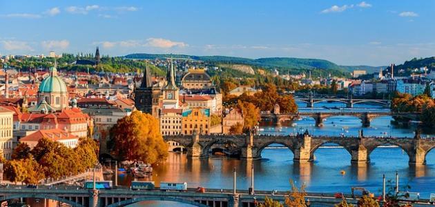 ما هي عاصمة التشيك