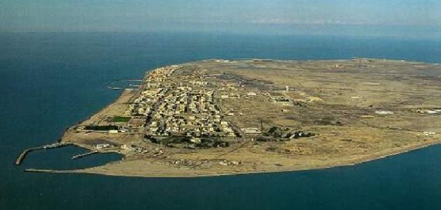 أين تقع جزيرة فيلكا