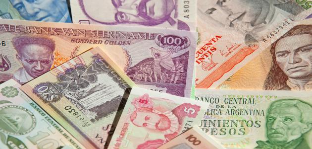 ما هو نوع العملة لجمهورية تشيلي