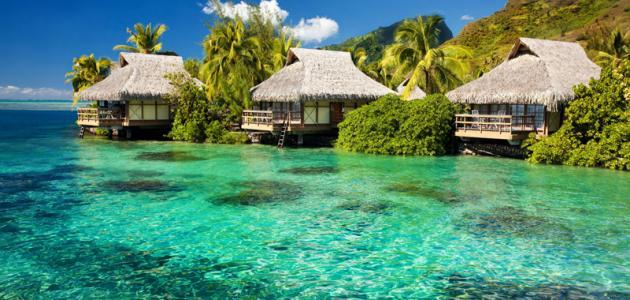 أين تقع جزيرة فيجي