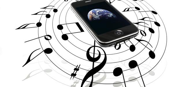 اجمل نغمات الموبايل