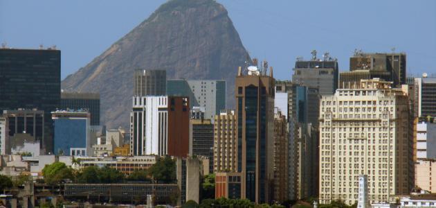 أين تقع ريو دي جانيرو