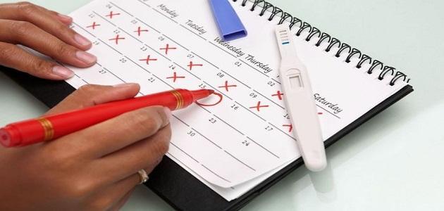 متى يجب عمل اختبار الحمل المنزلي