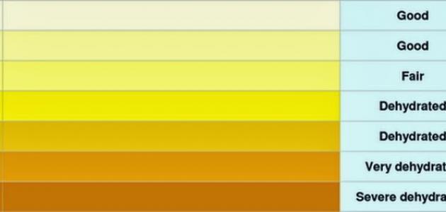 ما هو سبب تغير لون البول