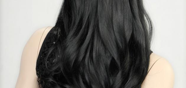 كيف الشعر يطول