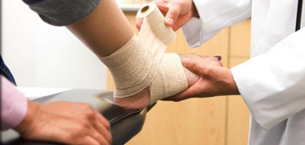 كيفية علاج الجروح العميقة