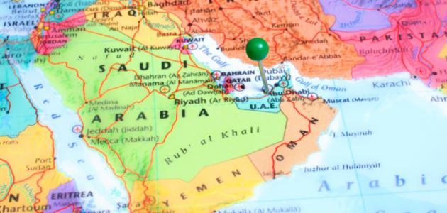 أين تقع أبو ظبي