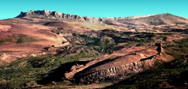 أين جبل الجودي