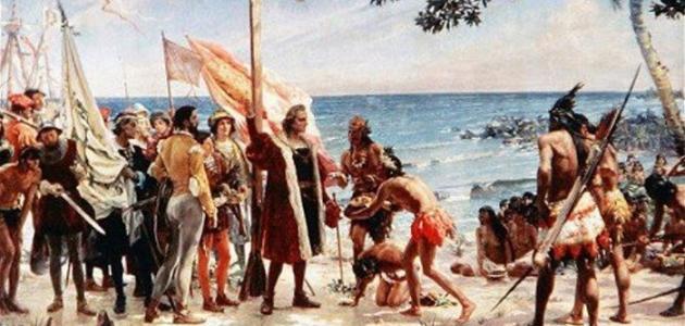 من أول من اكتشف أمريكا