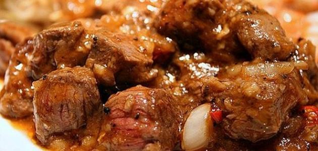 كيفية طبخ كمونية تونسية
