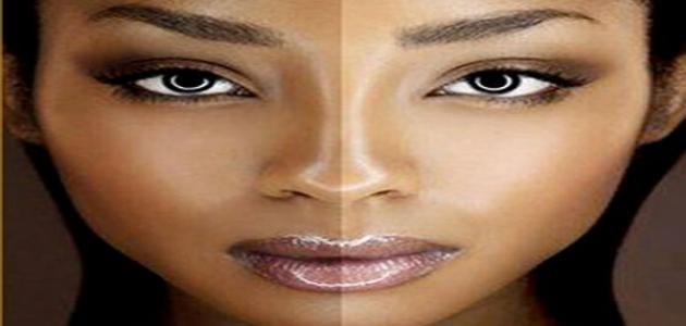 كيف تغير لون بشرتك