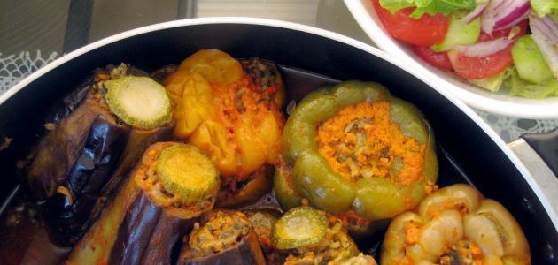 كيفية طبخ دولمة جزائرية