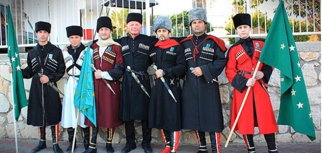 من هم القوقاز