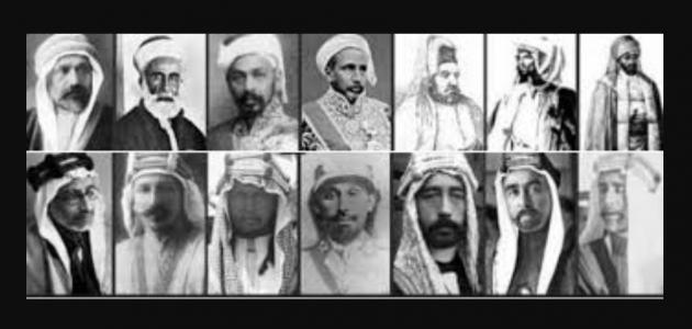 من هم أشراف مكة