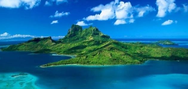 أين توجد جزر القمر