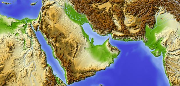 أين توجد أرض كنعان