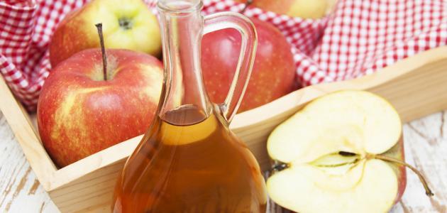فوائد خل التفاح وأضراره