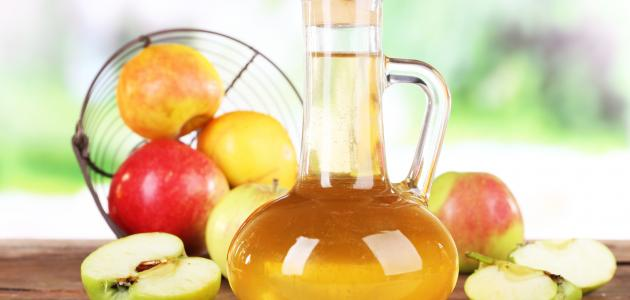 فوائد خل التفاح للرجيم