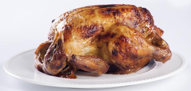 كيفية عمل تبسي الدجاج
