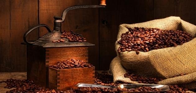 طريقة قشر القهوة للتنحيف