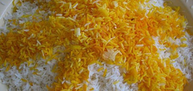 طريقة عمل أرز بسمتي