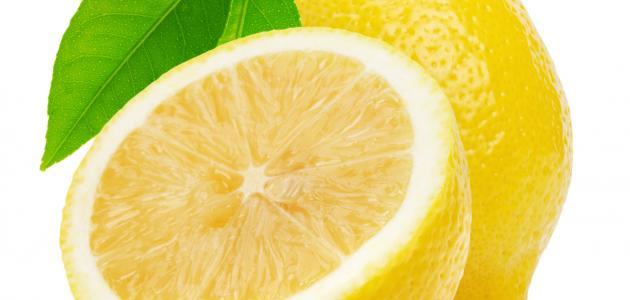 فوائد شرب الليمون على الريق