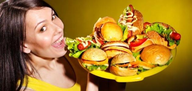 طرق زيادة الوزن بشكل سريع