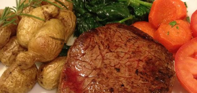 طرق طبخ اللحم