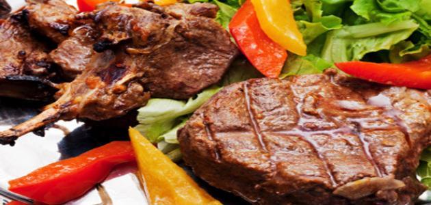فوائد لحم البقر