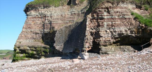 مراحل تشكل الصخور الرسوبية