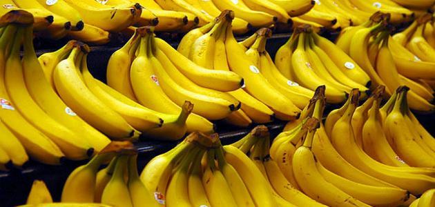 فوائد الموز للرجيم
