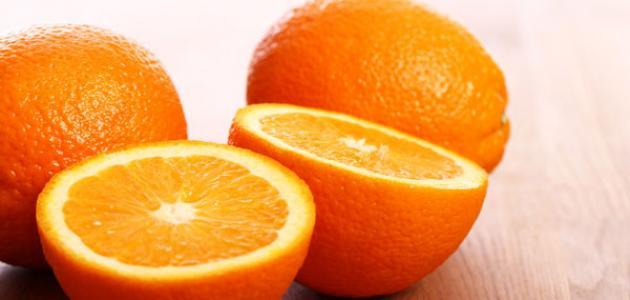 فوائد عصير البرتقال الطازج
