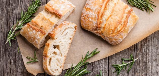 فوائد الخبز الأبيض