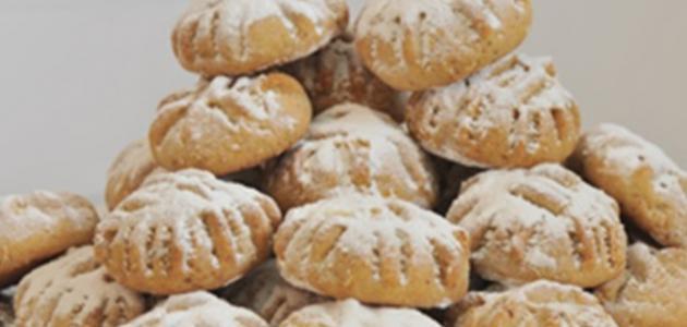 طريقة عمل كعك العيد المصري