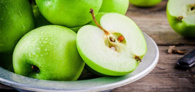 فوائد بذور التفاح