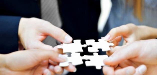 أهمية العمل الجماعي