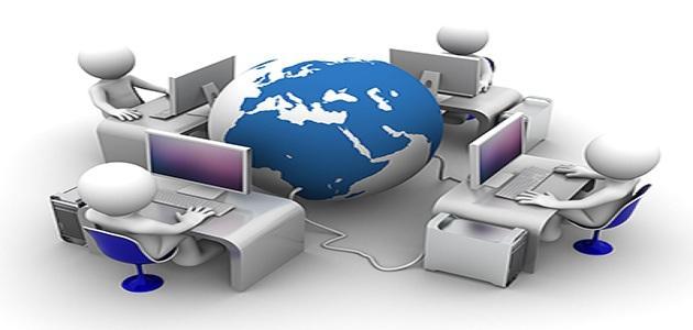 بحث عن فوائد الإنترنت