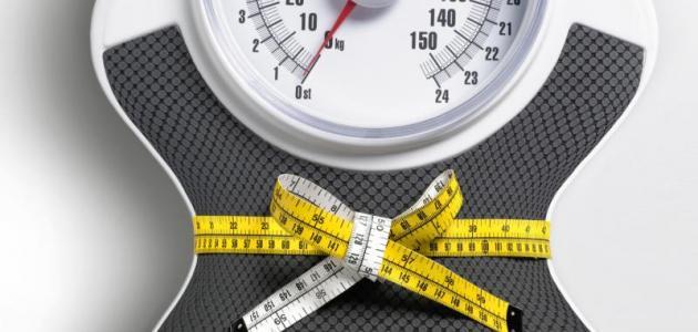 خسارة الوزن عند الرجال