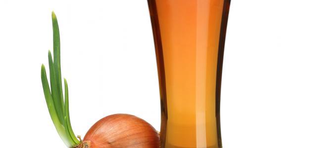 فوائد عصير البصل للشعر