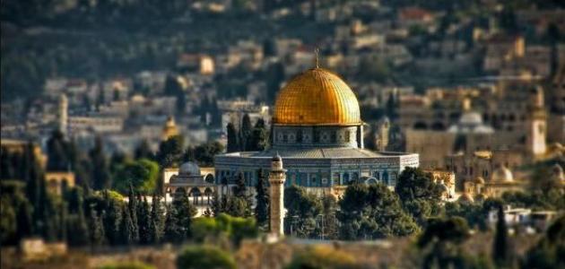 كلمات في القدس