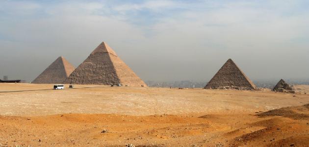 أهم المعالم السياحية فى مصر