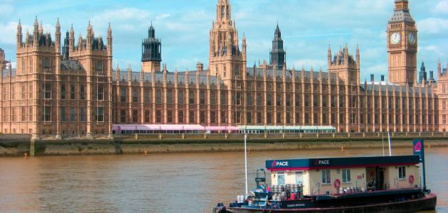 تقرير سياحي بريطانيا