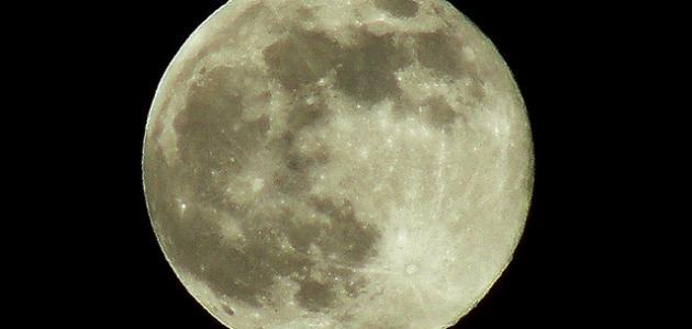 دور القمر