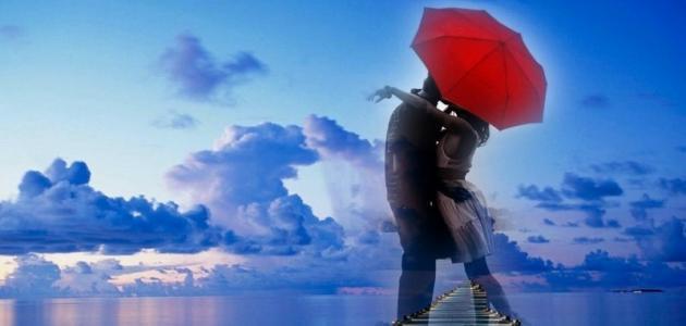 خواطر حب وغزل