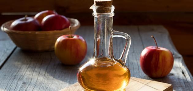 ماهي فوائد خل التفاح