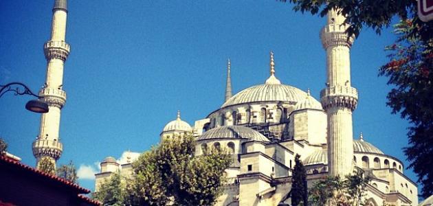 أهم المناطق السياحية في إسطنبول
