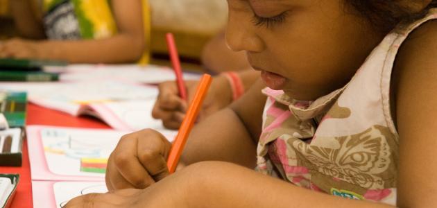طرق تعليم الأطفال